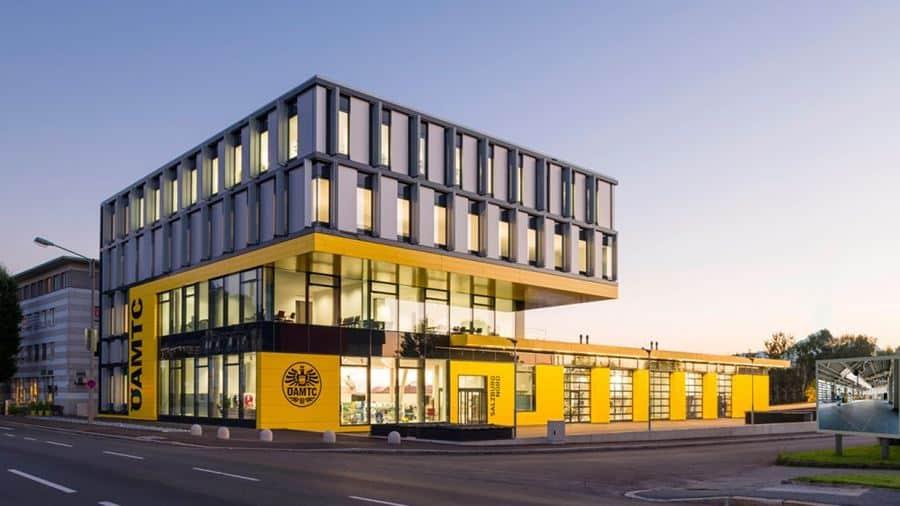 ÖAMTC Salzburg Nord | Industrietore
