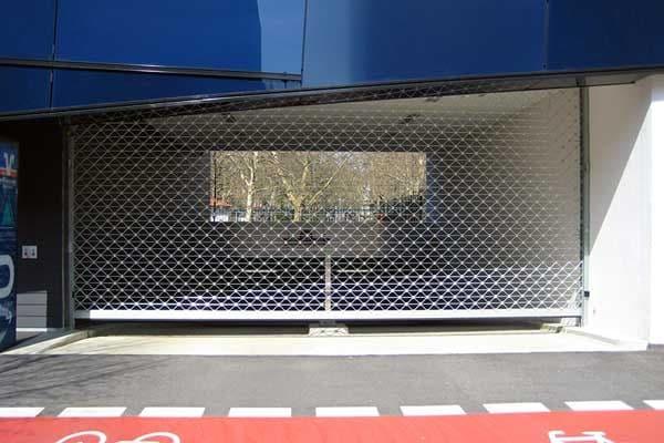Tiefgaragentore | Günther Tore Österreich | Garagentore, Industrietore und Rolltore