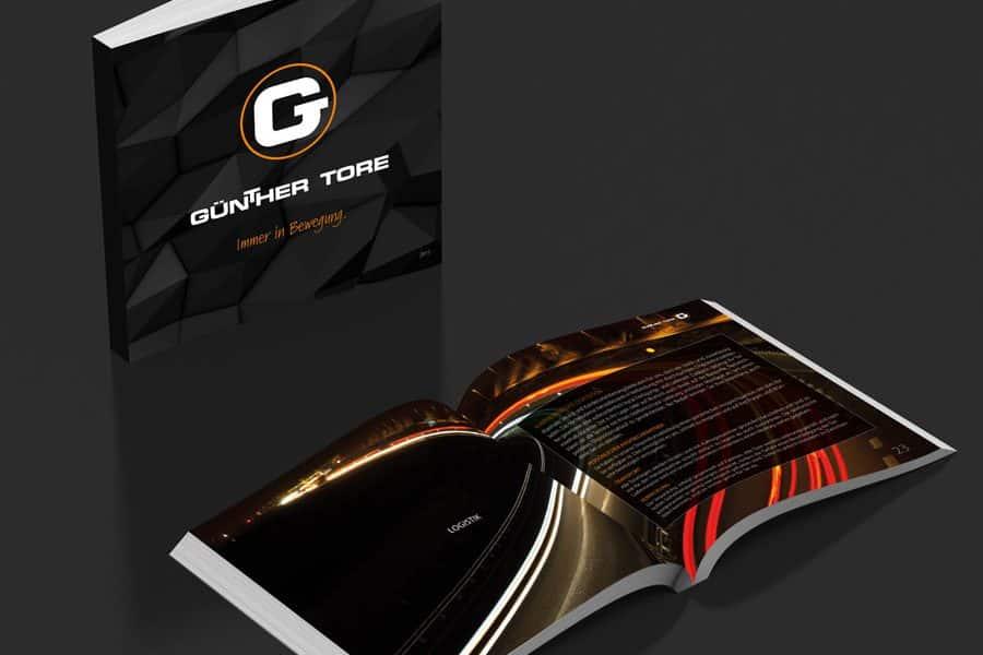 Firmenvorstellung | Günther Tore GmbH | Garagentore, Industrietore und Rolltore