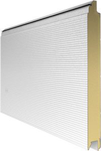 Paneeltyp Microlinierung | Garagen-Sectionaltor TREND