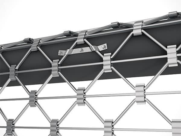 Rollgitter RG70 | Hochschiebesicherung (Einbruchschutz)