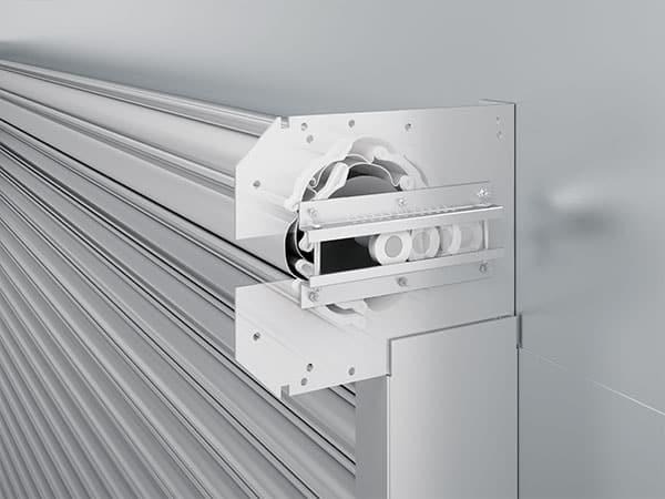 Rolltor RT104 | Anrollsystem