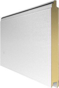 Paneeltyp Microlinierung | Industrie Sektionaltor ProTrend