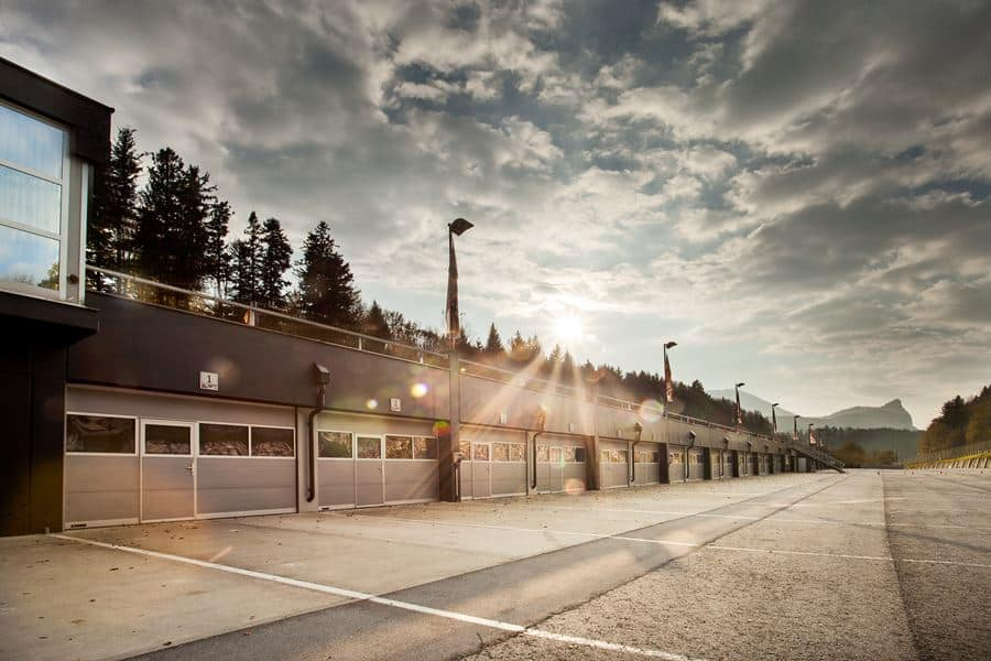 Salzburg Ring Boxengasse - Industrietore